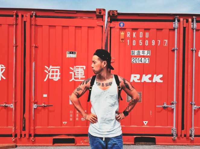 西表島 Iriomote Road Cargo