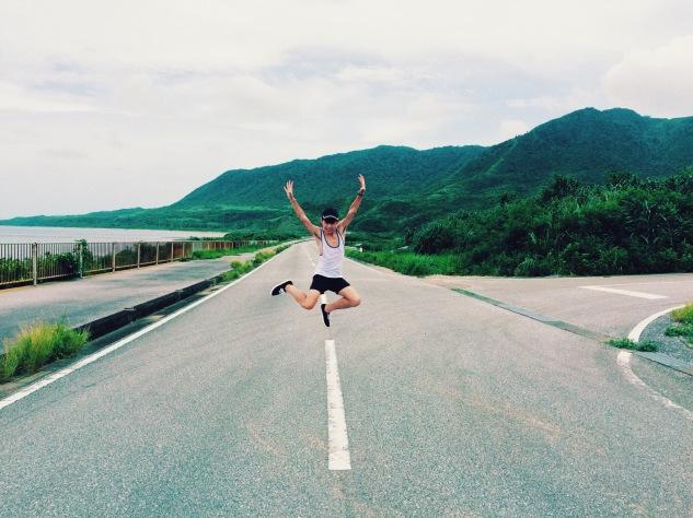 西表島 Iriomote Road