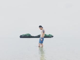 西表島-星砂浜