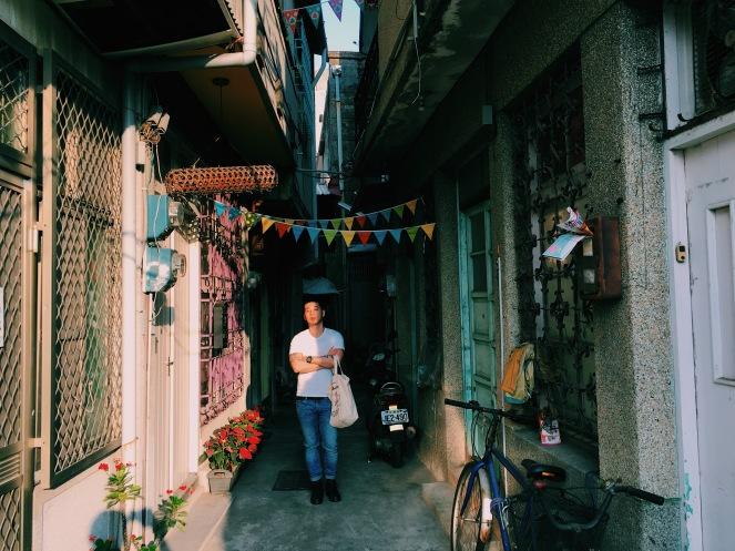Gongong Kouples | 都城南台