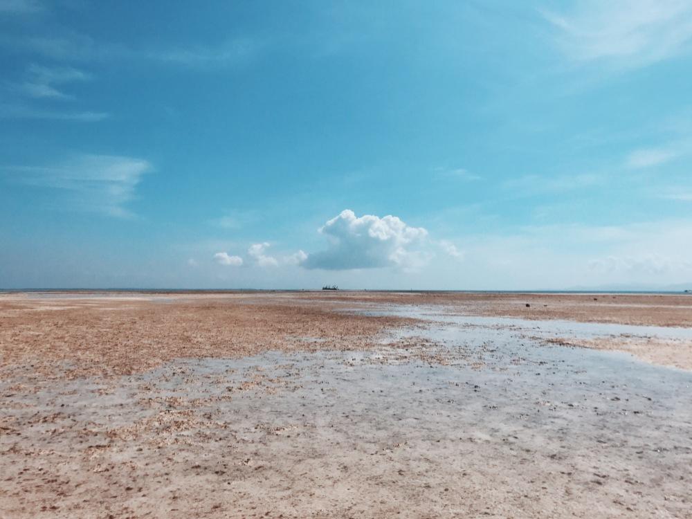 夢境裡的幻海Taketomi-jima